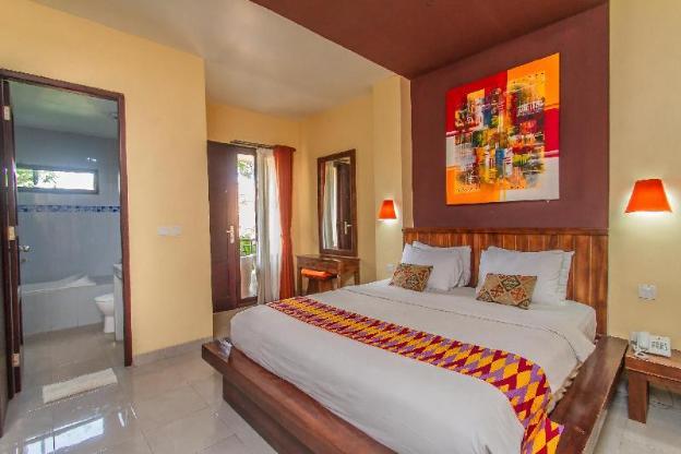 Natural One Bedroom Pool Villa at Jimbaran