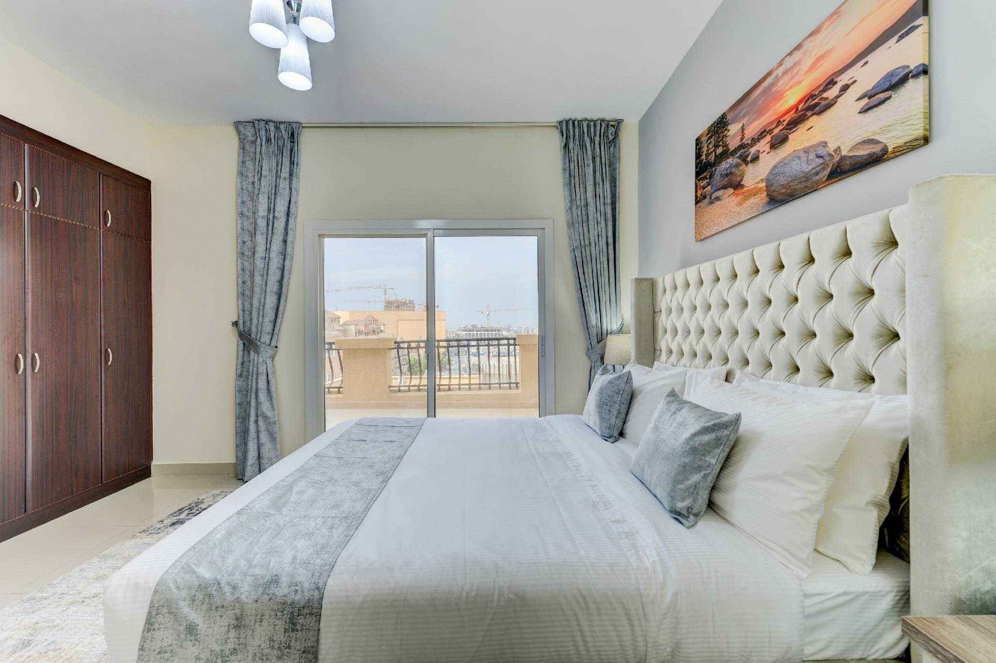 Beautiful 1 Bedroom With Huge Balcony With Wifi