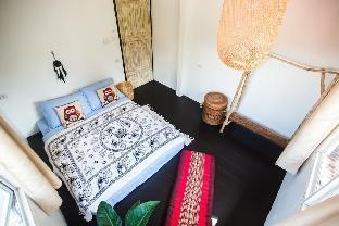 [サンカーオウ]スタジオ バンガロー(14 m2)/1バスルーム Cozy Double Room @ Sweet Life Community Guesthouse