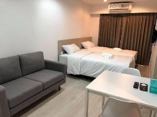 One bedroom@The View Chaengwattana 14 Room 8 อพาร์ตเมนต์ 1 ห้องนอน 1 ห้องน้ำส่วนตัว ขนาด 30 ตร.ม. – สนามบินนานาชาติดอนเมือง