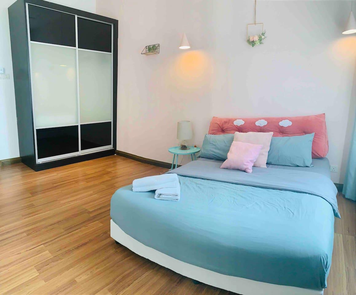 Private Bedroom  Taragon 13 @Berjaya Times Square