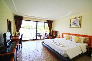 [カンペーン セーン]バンガロー(32m2)| 1ベッドルーム/1バスルーム Chawalun Resort Chamchuri Lake View Bungalow 1
