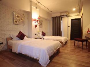 Diary Suite Deluxe Bare Brick Style - Double Bed สตูดิโอ อพาร์ตเมนต์ 1 ห้องน้ำส่วนตัว ขนาด 25 ตร.ม. – นครปฐม