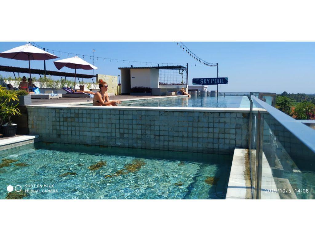 Superior Room With Sky Pool Close To Ubud Center