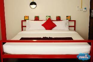 [市内中心地](30m2)| 1ベッドルーム/1バスルーム Deluxe Double Bed