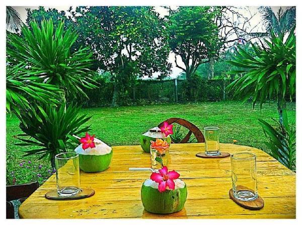 Din - D House @Din Thai Organic Farm Prachuap Khiri Khan
