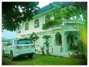 [市内中心部]一軒家(60m2)| 2ベッドルーム/1バスルーム House @Din Thai Organic Farm & Home Stay