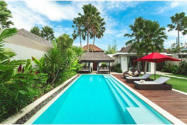 Premium Bedroom Villa with Private Villa w/Pool