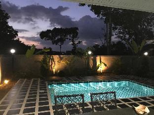 Baan san Sabai, private  pool garden villa L สตูดิโอ วิลลา 2 ห้องน้ำส่วนตัว ขนาด 67 ตร.ม. – หาดพระแอะ