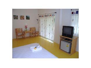 [スアンプーン]スタジオ 一軒家(30 m2)/1バスルーム Ban Jan Chai