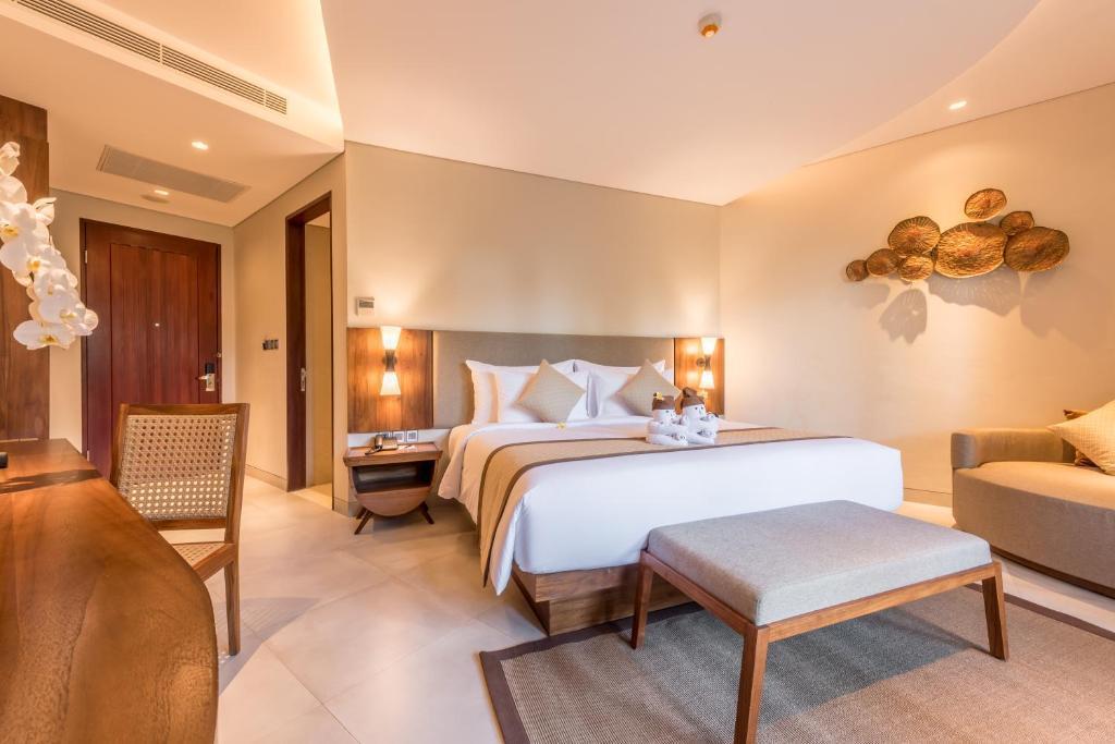 1 BR+Suite Room +shower+Breakfast@ 92 Ubud