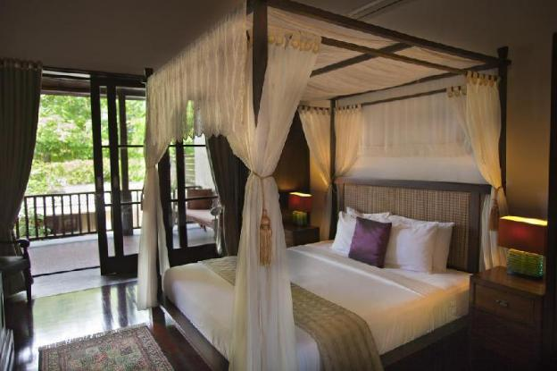 2BR Villa W Private Pool-Breakfast+Gym+Spa+Massage