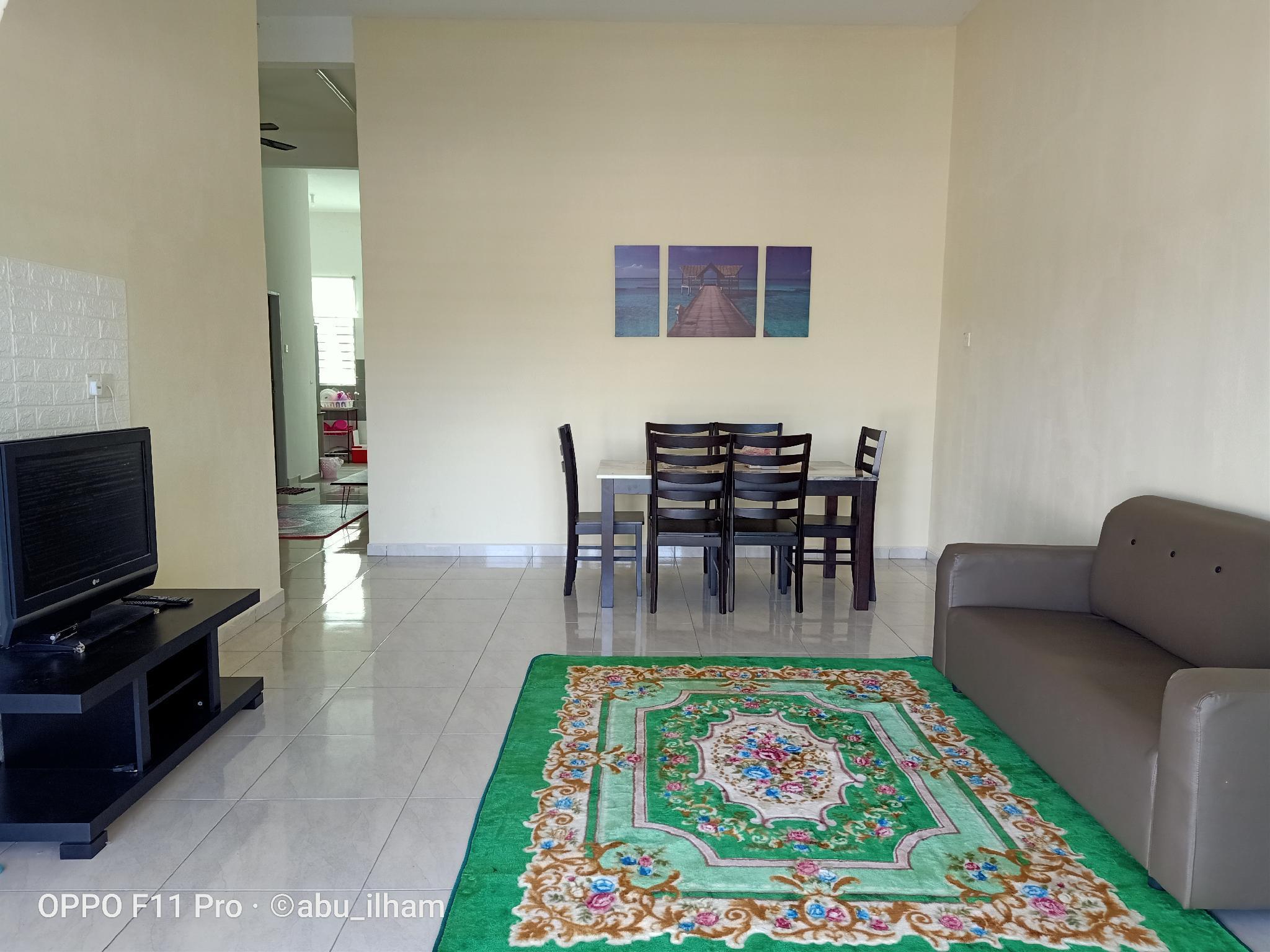 Ilham Imani Homestay   Gurun  muslim Only