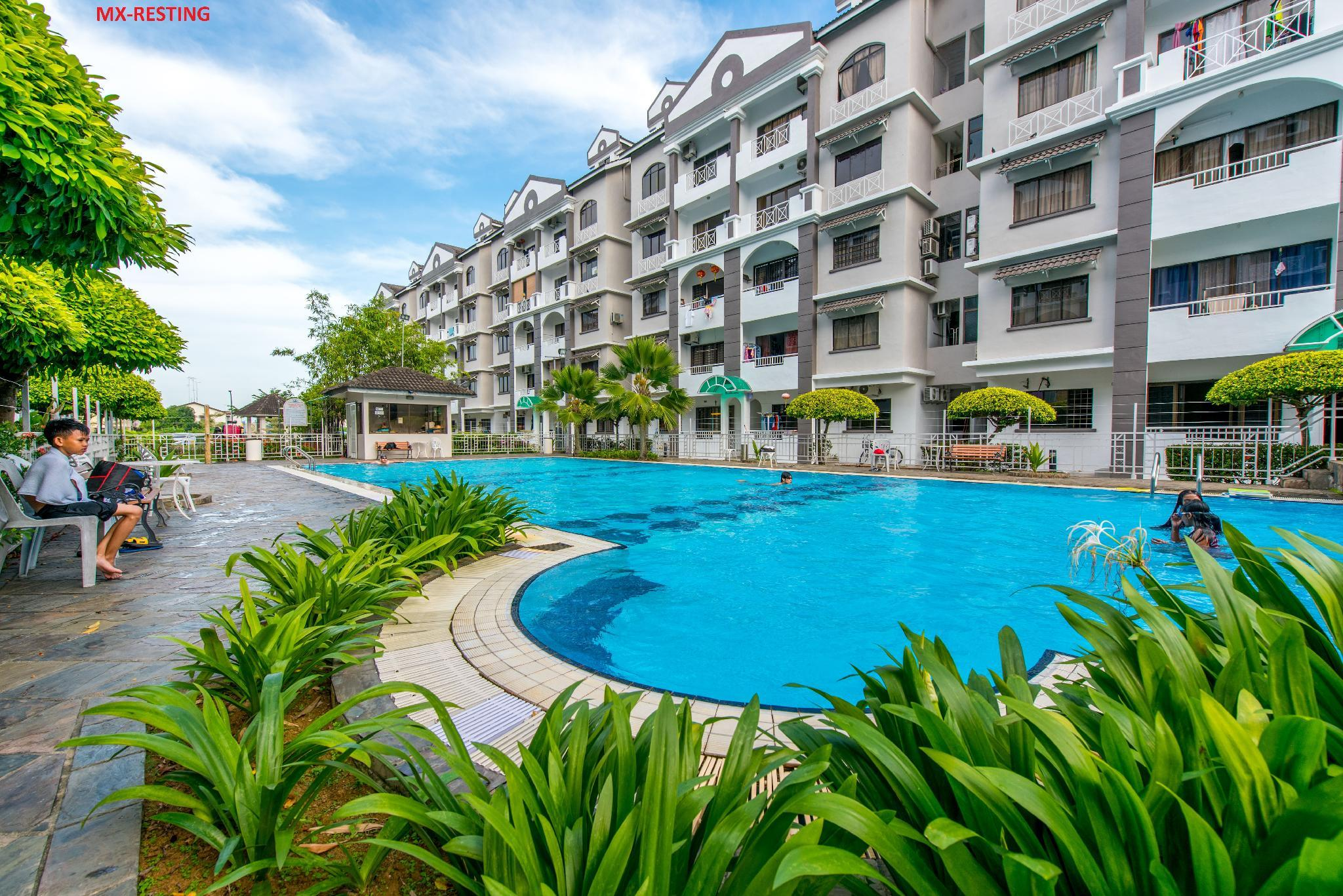 Melaka Service Apartment Near A'famosa And Jongker