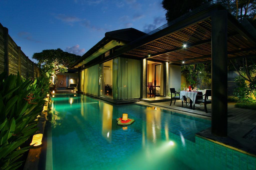 1 BR+Private Pool+balcony+Brkfst @ 62 Seminyak