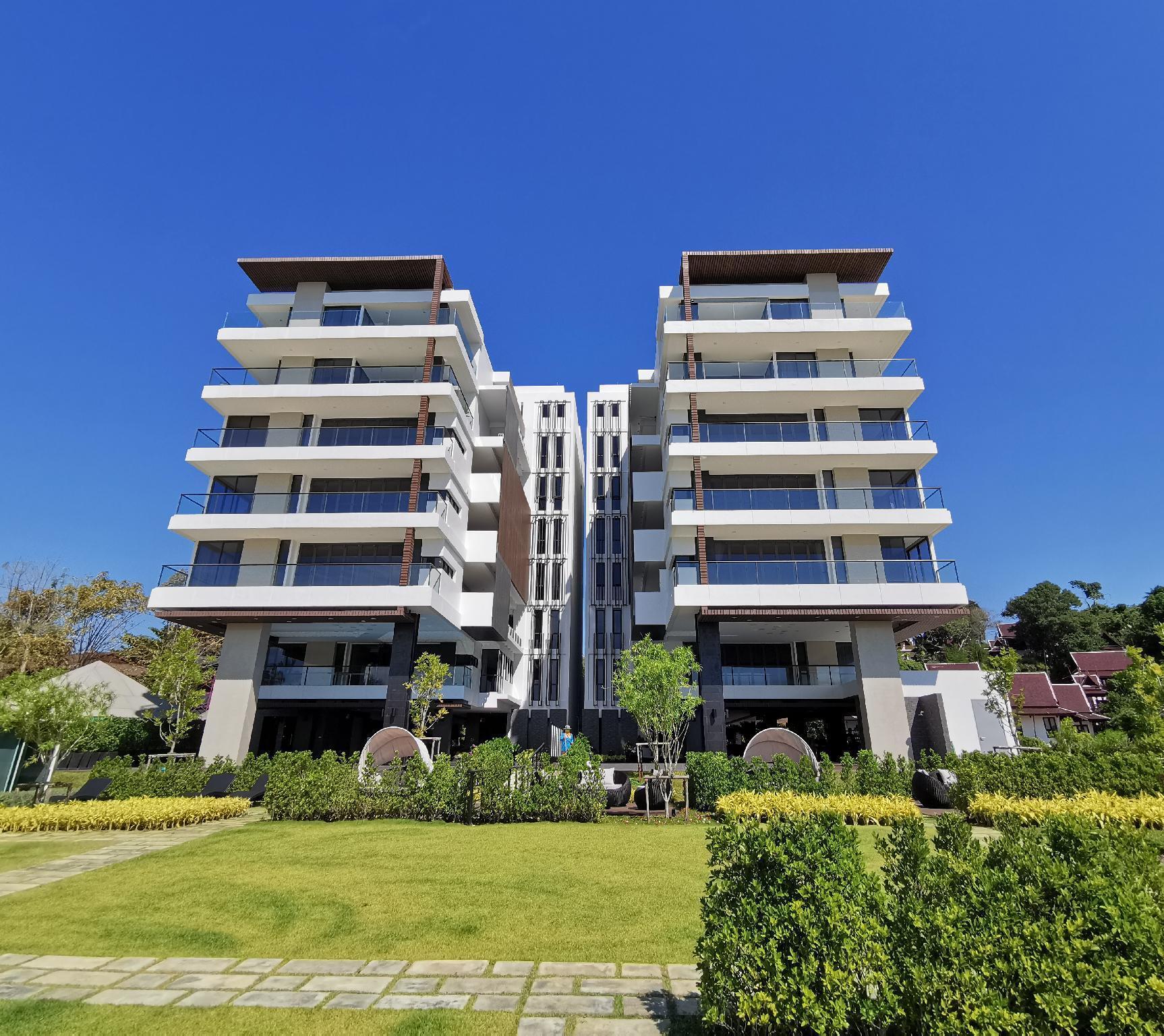 Laem Mae Phim Beachfront Escape Condominium by Jay อพาร์ตเมนต์ 1 ห้องนอน 1 ห้องน้ำส่วนตัว ขนาด 43 ตร.ม. – ตัวเมืองระยอง