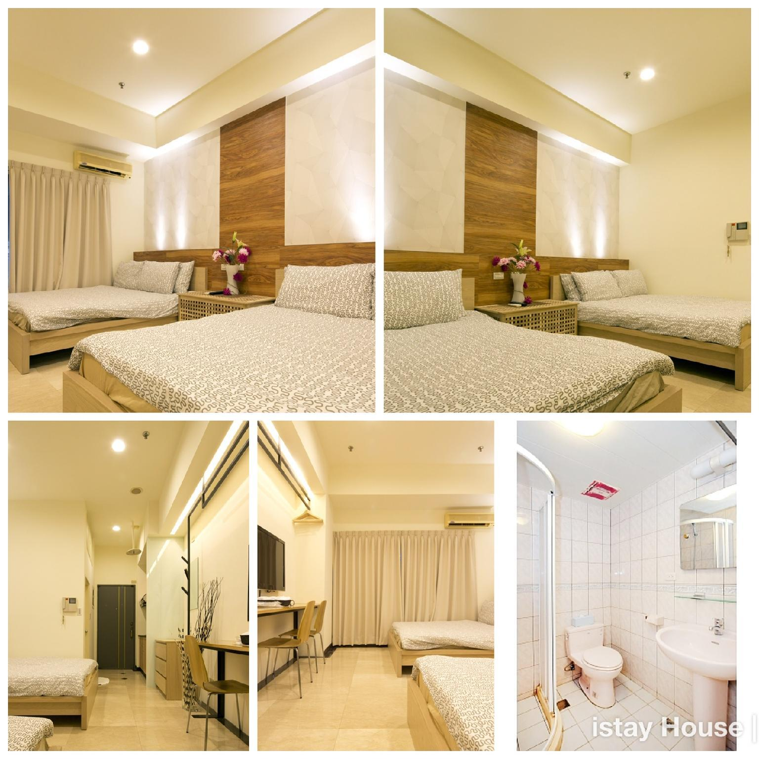 Ximen Station Relax Apartment 1208