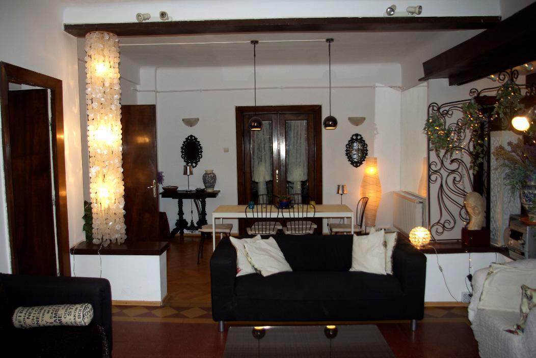 Best Bucharest Area Large Character Condo+Patio