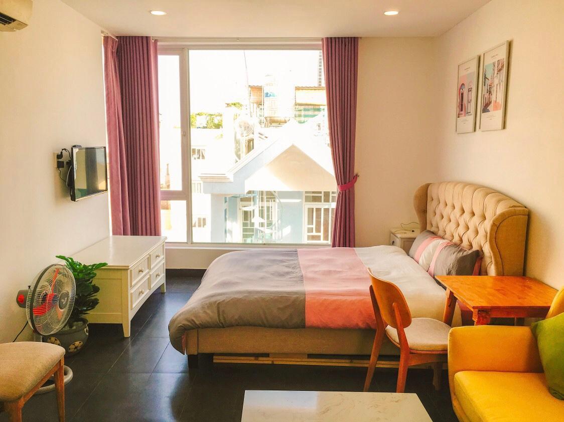 Relax and Quite stays centre Saigon