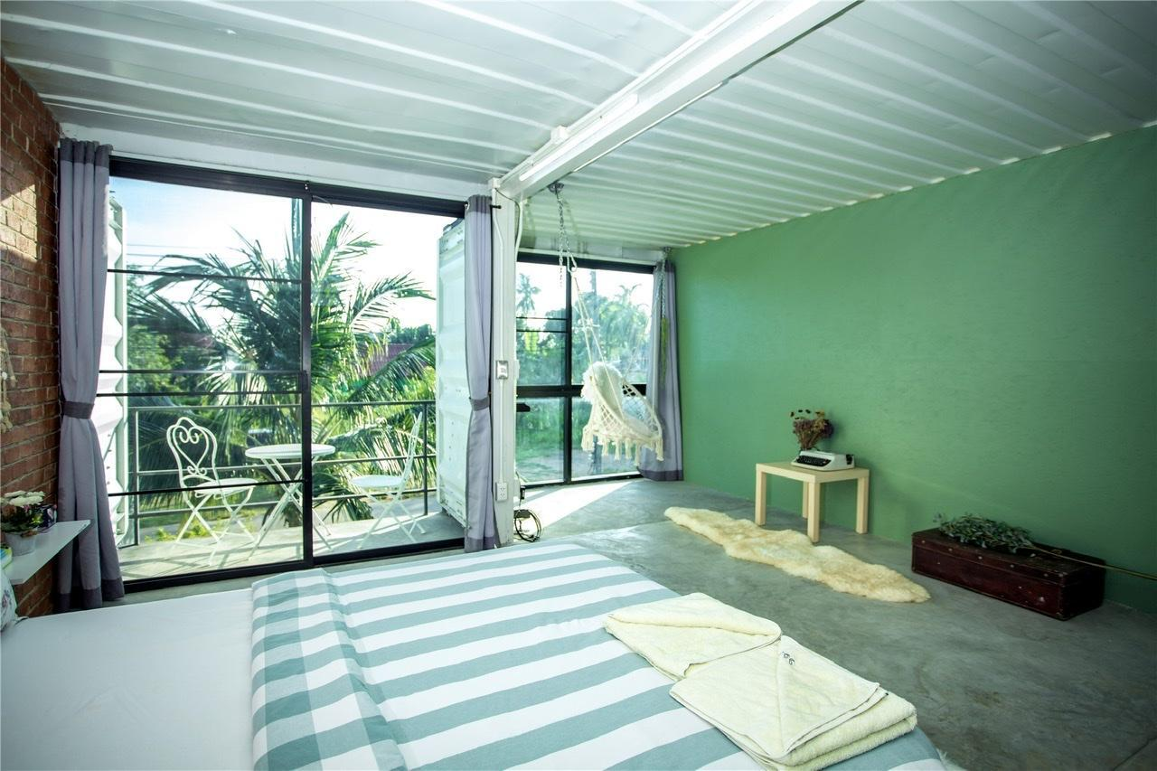 Phuket Rawai Beach Container 2 Bedrooms House