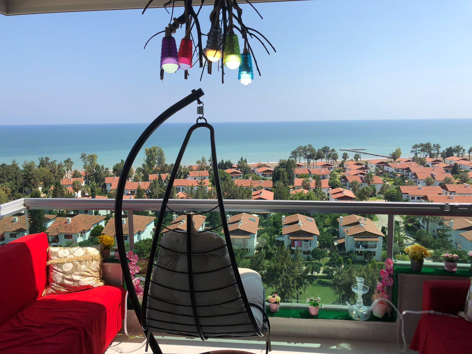 GoldenPark King Suites With Balcony And Sea View