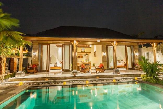 2 Bedroom Privat Pool Villa - Breakfast#SGV