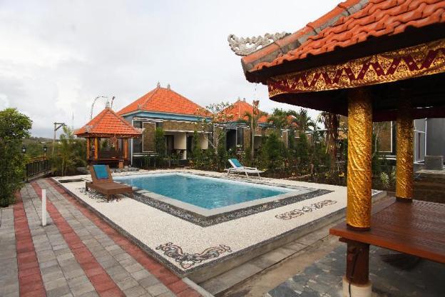 Villa Pucak Lestari Pandawa