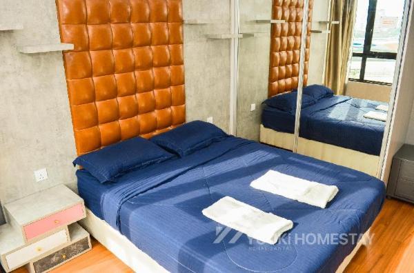I City @ I Soho 2 Bedrooms @ YuukiHomestay (T004) Shah Alam