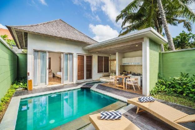 1 Bedroom Pool Villa - Breakfast#AAV