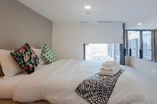 [ラチャダーピセーク]アパートメント(35m2)| 1ベッドルーム/1バスルーム Hidden Loft1Privatebedroom NearMRT RAMA9*Makkasan