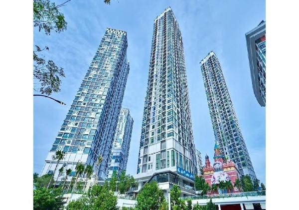 I City @I Soho 2 Bedrooms @ YuukiHomestay (T034) Shah Alam