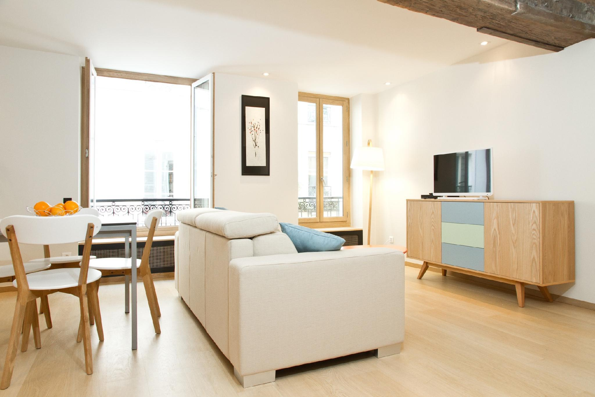 MABILLON MODERN 1BR FLAT- THE HEART OF ST GERMAIN