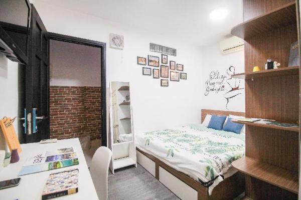IAM Home 01 - A fantastic cozy studio for 2 person Ho Chi Minh City