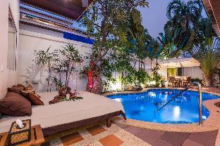 [プラタムナックヒル]ヴィラ(125m2)| 2ベッドルーム/2バスルーム ******Luxury 2BR Pool Villa Pratamnak 50m to beach