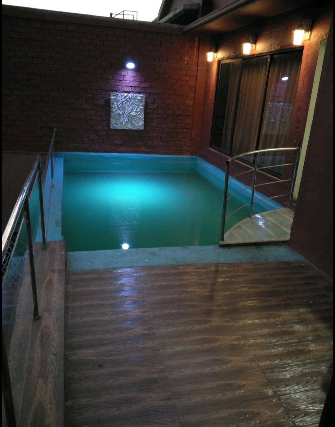 Aarey Paradise Pool Villa