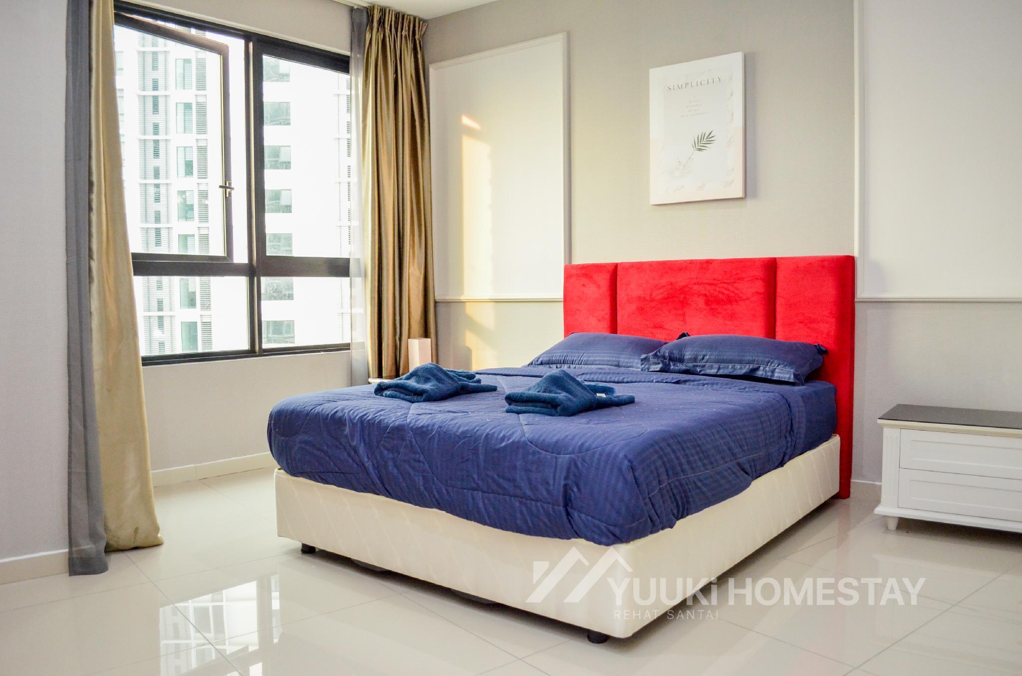 I City @I Soho 1 Bedroom@ YuukiHomestay  T044