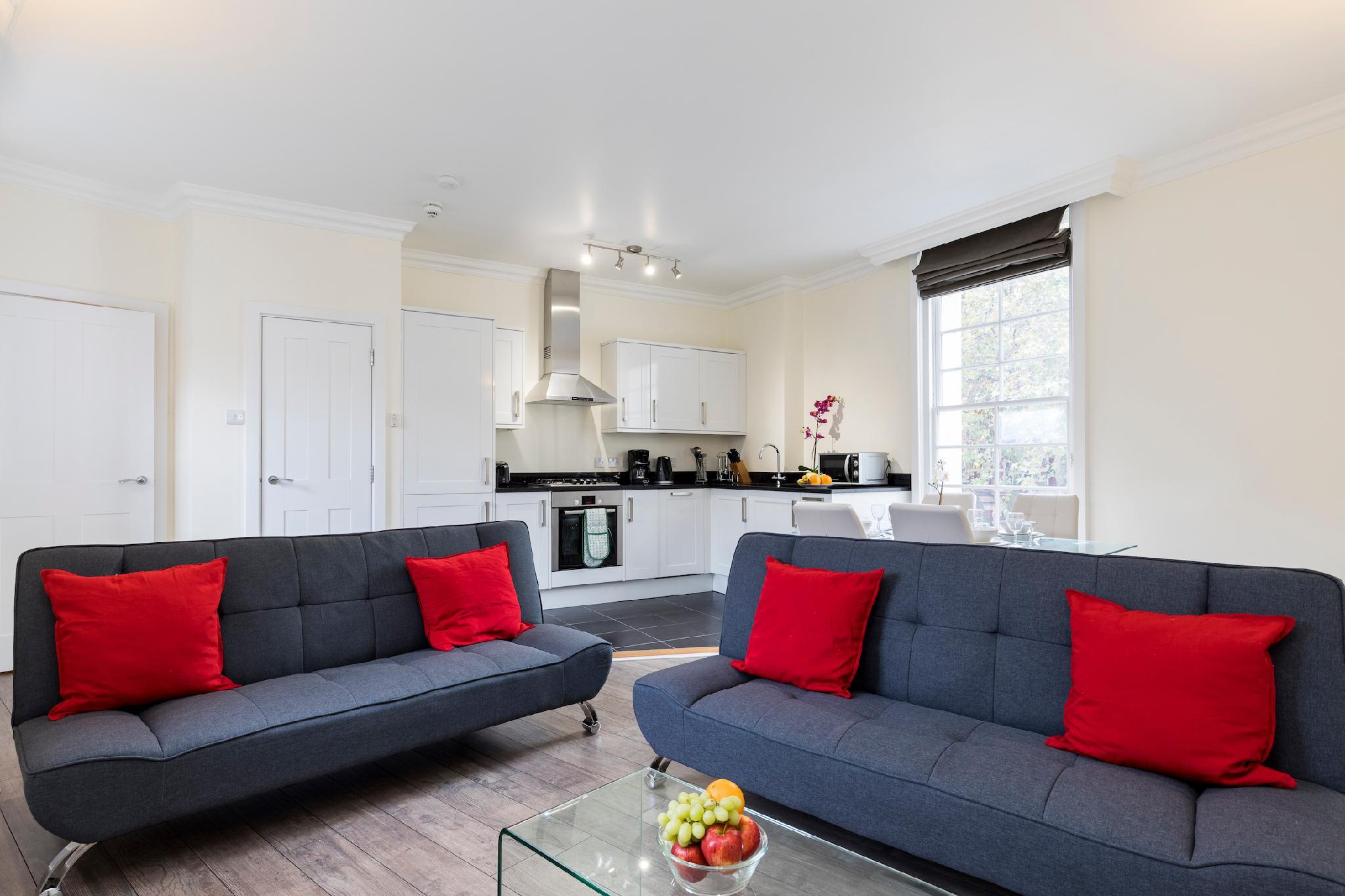 OXFORD STREET LOVELY 1BR IN CENTRE OF LONDON