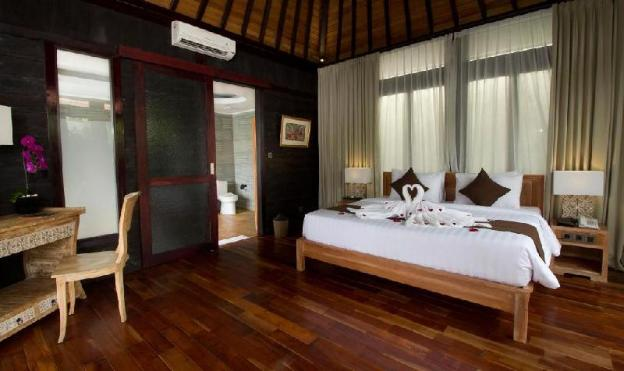 One Bedroom vrin with private pool&Breakfast @Ubud