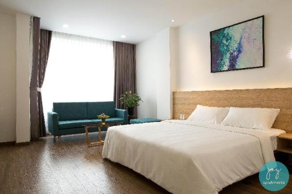 Joy Apartments - Room #4 Ho Chi Minh City
