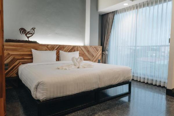 Ou Hotel by Neaw Superior Double Room TwinBed 3 Phitsanulok