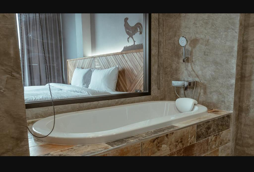 Ou Hotel By Neaw Duluxe King Room TwinBed 2