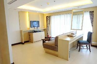 [市内中心部]アパートメント(60m2)| 1ベッドルーム/1バスルーム Stylish Executive suite room in Trang