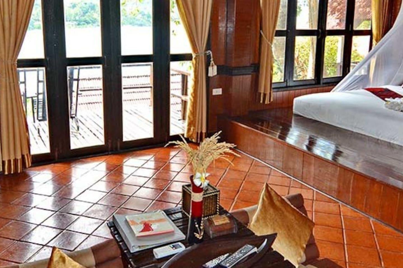 Ocean View Villa - Fantastic surrounding บ้านเดี่ยว 1 ห้องนอน 1 ห้องน้ำส่วนตัว ขนาด 60 ตร.ม. – อ่าวบากันเตียง