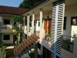 [市内中心部]スタジオ アパートメント(30 m2)/1バスルーム Ban Suan Kularb Surat Thani Fan Room 4