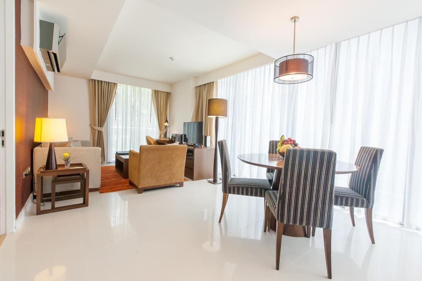 Central 2 Bedroom Apartment Sukhumvit Soi 24