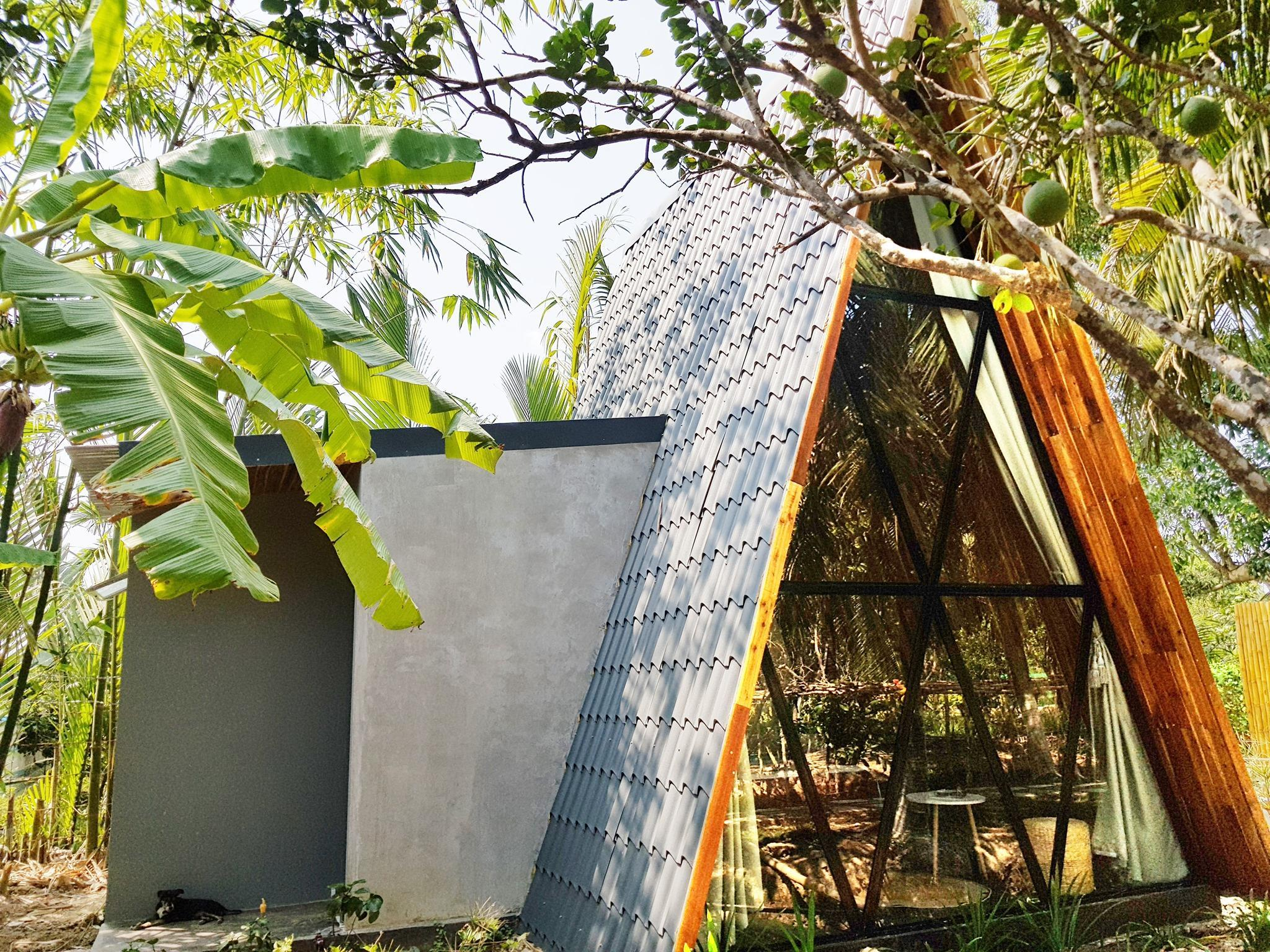 Acacia Wood Cabin