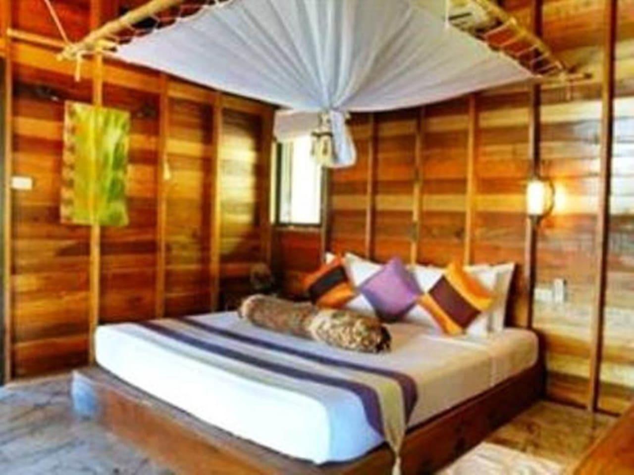 Romantic Seaview Suite with Beachfront in Ko Tao อพาร์ตเมนต์ 1 ห้องนอน 1 ห้องน้ำส่วนตัว ขนาด 52 ตร.ม. – อ่าวจันทร์สม