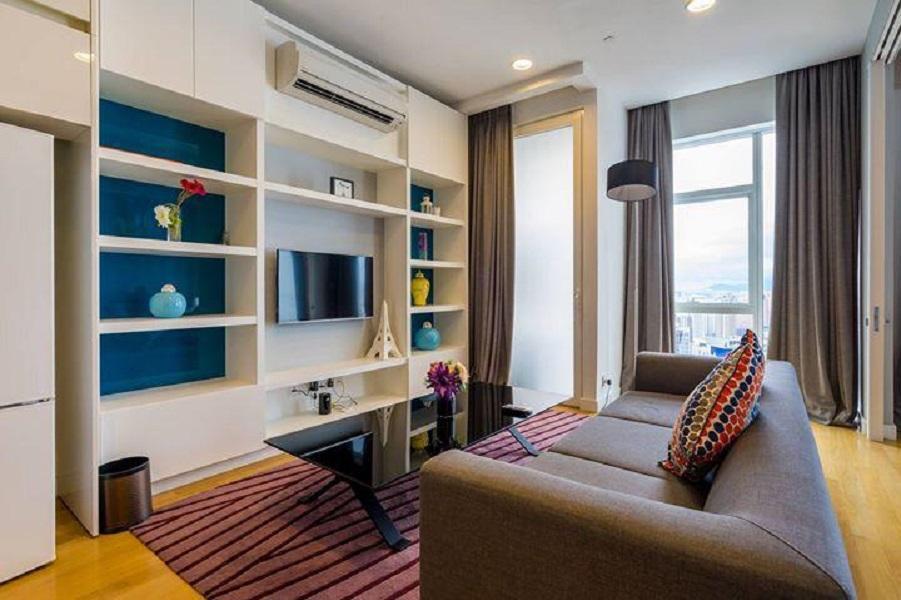 113   1 Bedroom Suite @ The Platinum Suites