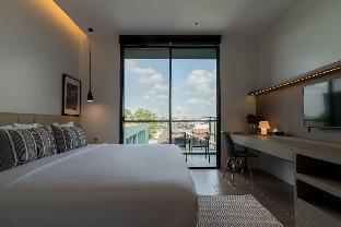 Where the legend starts 1 ห้องนอน 1 ห้องน้ำส่วนตัว ขนาด 30 ตร.ม. – ริมแม่น้ำกรุงเทพ