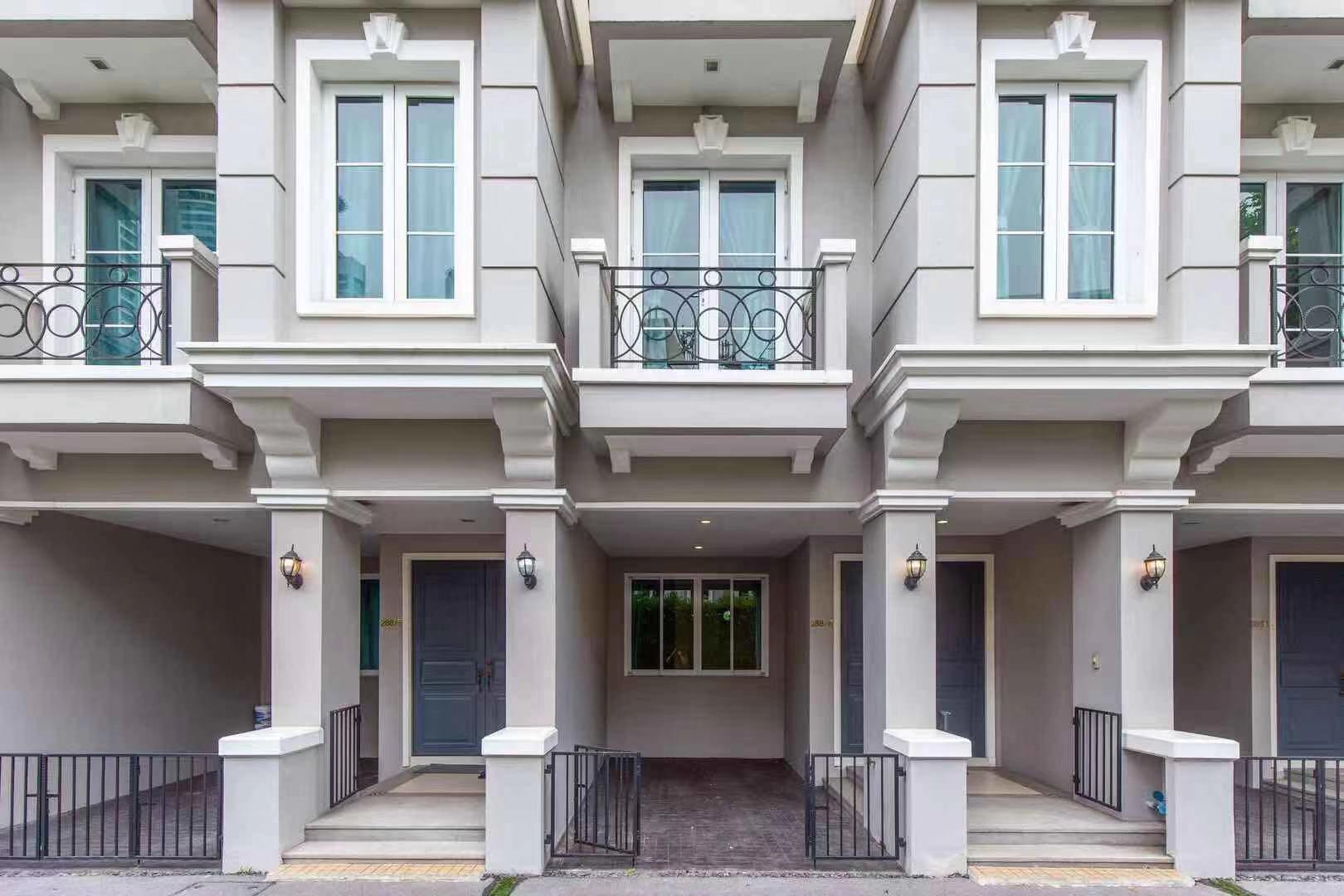 asok perfect home .perfect choice วิลลา 3 ห้องนอน 4 ห้องน้ำส่วนตัว ขนาด 240 ตร.ม. – สุขุมวิท
